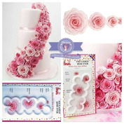 FMM The Easiest Rose Ever Cutter by FMM SUGARCRAFT