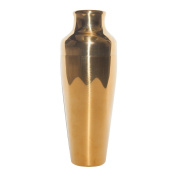 Uber bar tools M Shaker Plated Cocktail Shaker, Gold