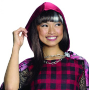 Rubie's Costume Ever After High Cerise Hood Child Wig