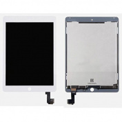 ePartSolution-iPad Air 2 2nd Gen LCD Touch Screen Digitizer Assembly White Replacement Part USA Seller
