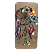 for Samsung Galaxy S6 Edge plus Case, AutumnFall New Fashion Soft TPU Case Cover
