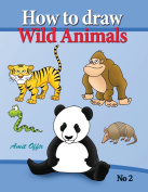 how to draw lion, eagle bears and other wild animals