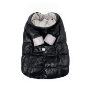 7 A.M. ENFANT Easy Cover, Black, Large