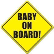 Baby Safety Sign