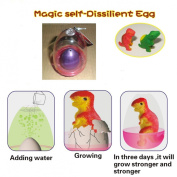 Magic self-Dissilient Dinosaur Egg (1). Colour