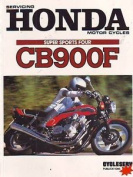 HONDA CB900F WORKSHOP SERVICE REPAIR MANUAL NEW 1980