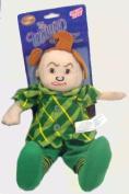 Sugar Loaf Plush Wizard of Oz Doll Munchkin Lollipop Guild Boy