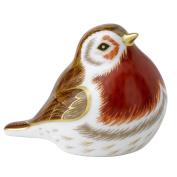Royal Crown Derby ROYAL ROBIN BIRD