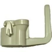 Sanitaire & Eureka Upright Vacuum Cleaner Upper Cord Hook Part # 20-6405-95