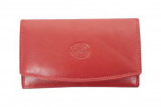 Ladies Leather Purse/ Wallet Clutch Bag By London Leather Goods