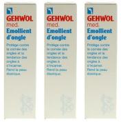 (3 PACK) - Gehwol - Nail Softener | 15ml | 3 PACK BUNDLE