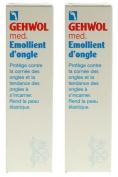 (2 Pack) - Gehwol - Nail Softener | 15ml | 2 PACK BUNDLE