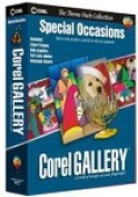 Corel Gallery Special Occassion Clipart Theme Pack