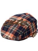YICHUN Baby Kids Toddler Plaid Peaked Cap Cute Baseball Hat Beret Cap