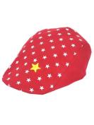 YICHUN Kids Toddler Flat Peaked Hat Baseball Cap Warm Beret Cap