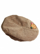 YICHUN Baby Kids Toddler Flat Peaked Cap Baseball Hat Winter Beret Cap