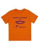 """""""Cunningly Desguised as a 7 Year Old"""" - Unisex Ninja Eyes Birthday T Shirt Gift"""