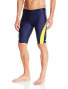 Speedo Men's Taper Splice Jammer Swimsuit