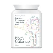 BODY BALANCE PREVENT EXCESSIVE SWEATING PILLS ANTI-SWEAT