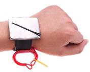 Magnetic Bobby Pin Bracelet, Bobby Pins Holder, Silicone Rubber Bands Holder