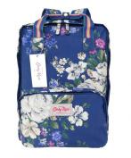 Candy Rose Vintage Floral Print Women Backpack Handbag Travel Bag School Bag for Girls RC111