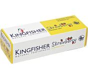 Kingfisher Natural 75ml Strawberry Children's Toothpaste