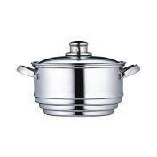 Kitchen Craft Stainless Steel Universal Steamer