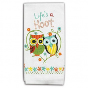 Kay Dee Designs Life's A Hoot Collection Terry Towel