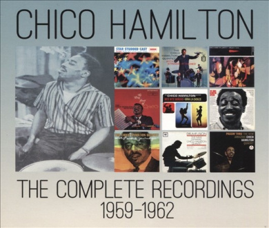 The  Complete Recordings, 1959-1962 [Box]