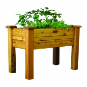 Gronomics EGB 18-34S Elevated Garden Bed, 46cm by 90cm by 80cm , Finished