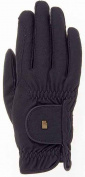 Roeckl Winter Chester Horse Riding Gloves - Black