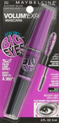 Maybelline New York Volum Express Falsies Big Eyes Washable Mascara - 202 Blackest Black