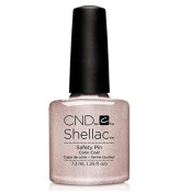CND Shellac UV Gel Polish - Contradictions - Spring 2015 Collection - 5ml_SAFETY PIN - C90875 **Best Beauty WN**