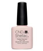 CND Shellac UV Gel Polish - Contradictions - Spring 2015 Collection - 5ml_NAKED NAIVETE - C90857 **Best Beauty WN**