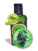 Black Currant Seed Oil - 2oz/60ml - Cold-pressed
