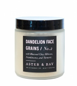 Aster & Bay - Organic / Vegan Dandelion Face Grains