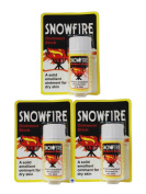 Snowfire Emollient Ointment Stick For Dry Skin 18G Pack Of 3