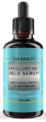 Bia Beauty 60ml Hyaluronic Acid Serum w/ Vitamin C Jojoba Oil & Green Tea | Ultra Hydration & Removes Wrinkles