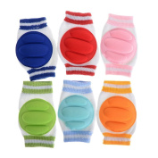 Imixlot Cute Infant Toddler Baby Knee Pad Crawling Safety Protector (6colors