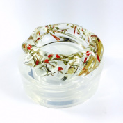 Alamould Moulds Clear Silicone Mould for Twisted Bangle Bracelet