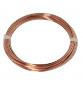 Craft Wire Bare Copper Craft Wire 10 Gauge / 1.5m