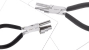 Wire Looping Pliers, GET Both! Large and Small Pliers for a Total of 6 Sizes! Big Wrapper and Little Wrapper Looping Pliers