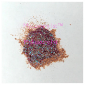 Brown Teal Blue Green Tinted Shimmer Powder 1g Sample for Melt and Pour Soap Cosmetic Eye Lip Nail Art Making Mica Pigment 1 Gramme