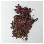 Brown Plum Purple Tinted Shimmer Powder 1g Sample for Melt and Pour Soap Cosmetic Eye Lip Nail Art Making Mica Pigment 1 Gramme