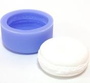Chawoorim Macaron 1cav Silicone Moulds Plaster Ornament Soap
