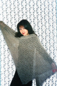 Charlotte's Easy Lace Shawl - Fibre Trends Knitting Pattern 102LC - Lily Chin