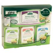 Aleva Naturals Bamboo Baby Wipes Gift Set