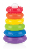 Nuby Stack O' Rings Toy, 9 Months Plus