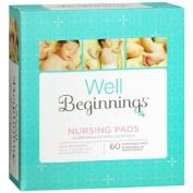 Walgreens Well Beginnings Nursing Pads