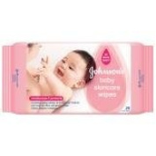 Johnson's Baby, Skincare Wipes, 60 sheets